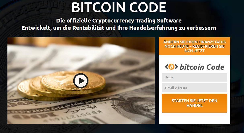 Bitcoin Code Erfahrungen und Test – Ist die App wirklich Betrug?