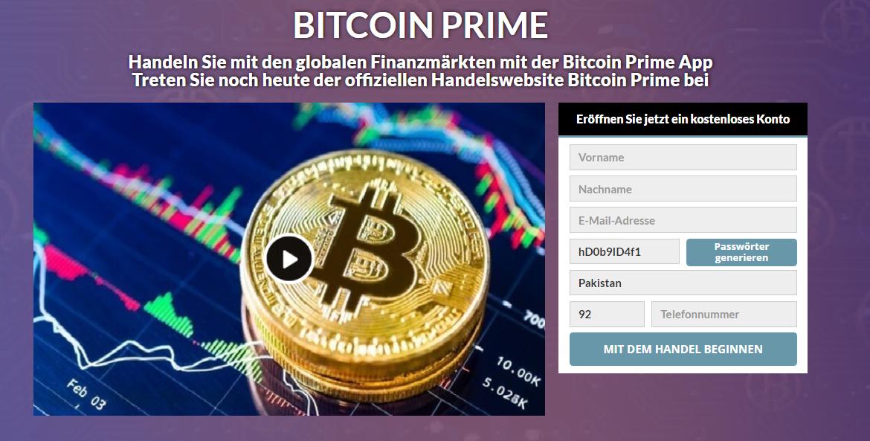 Bitcoin PrimeErfahrungen und Test – Ist die App wirklich Betrug?