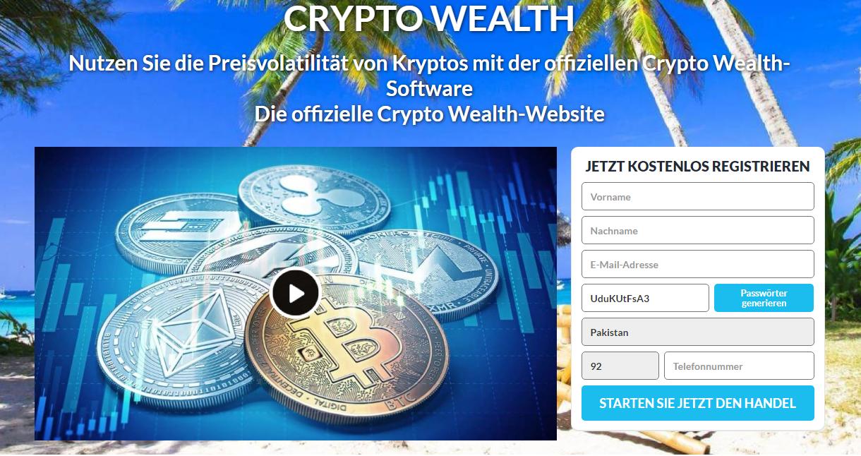 Crypto Wealth Erfahrungen und Test – Ist die App wirklich Betrug?