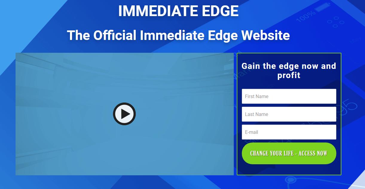 Immediate Edge Bot Erfahrungen und Test – Ist die App wirklich Betrug?