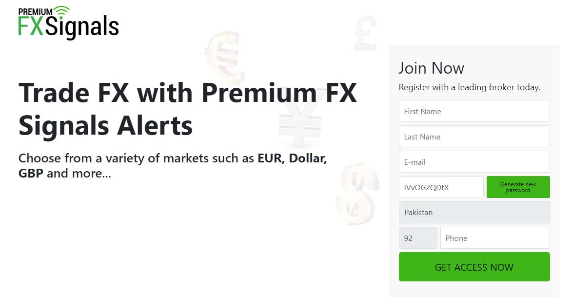 Premium Fx Signals Erfahrungen und Test – Ist die App wirklich Betrug?