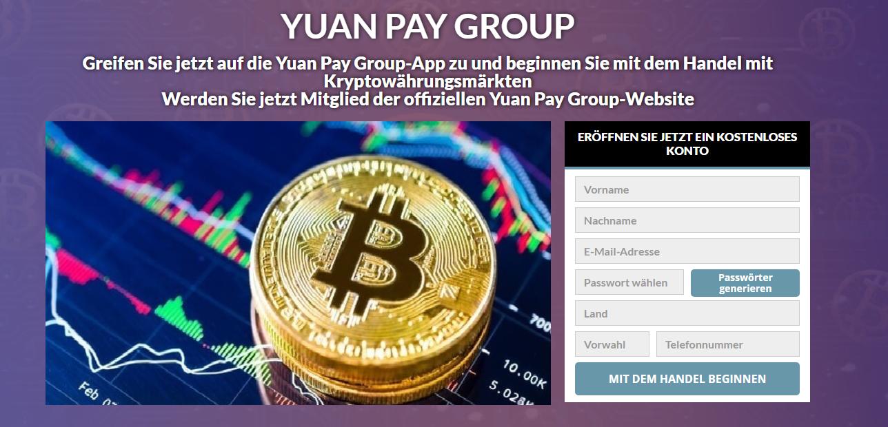 Yuan Pay Group Erfahrungen und Test – Ist die App wirklich Betrug?