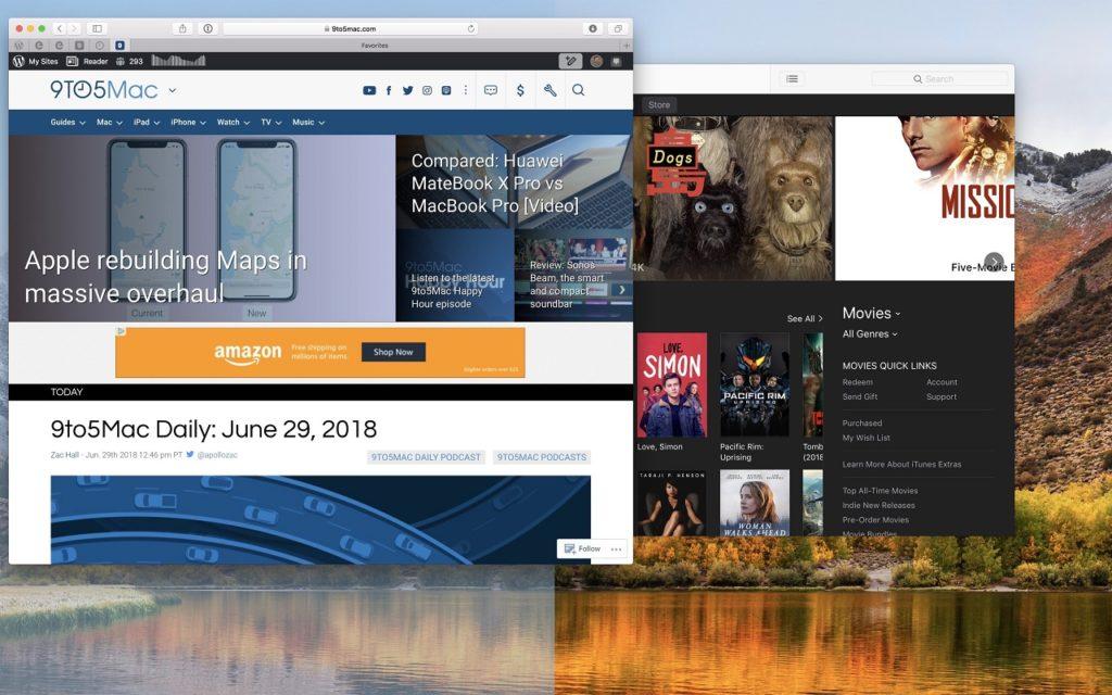 Wie können wir den Bildschirm auf dem Mac teilen?
