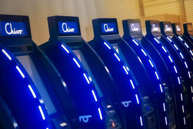Bitcoin-Geldautomaten in El Salvador